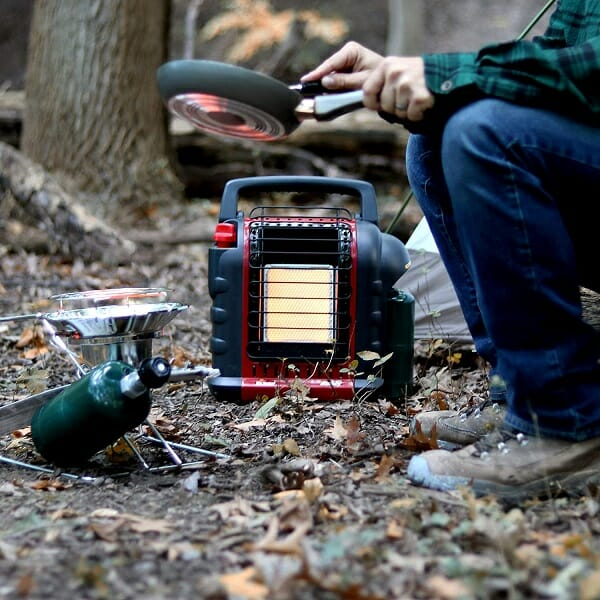 camping heaters for an rv or trailer