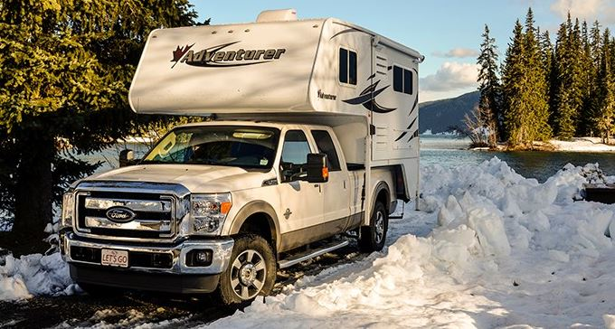 Benefits of RV Travel During Winter