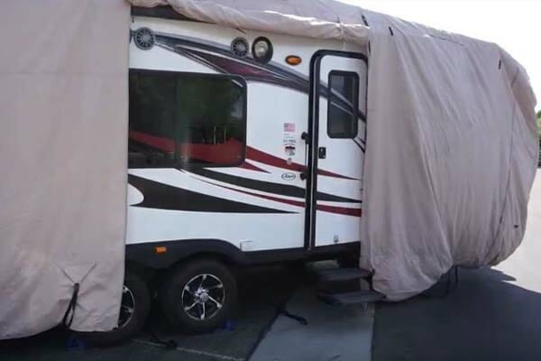 waterproof cover for RVs