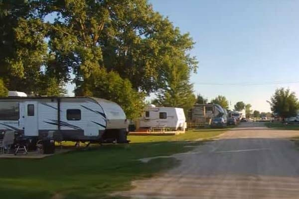 By the River Campground Review