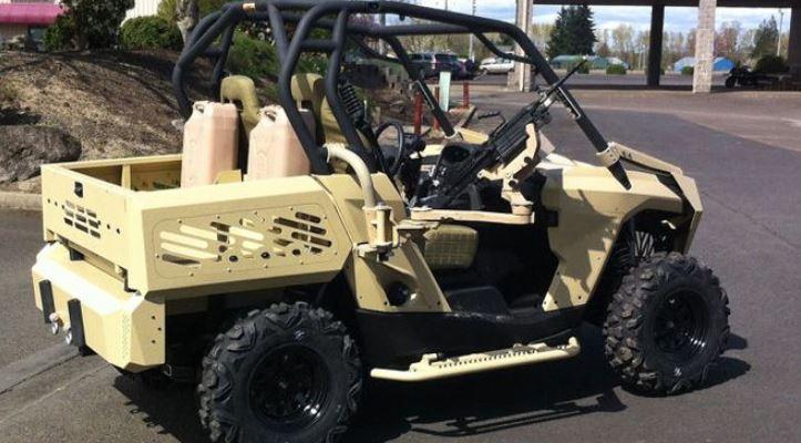 Lightweight for ATV