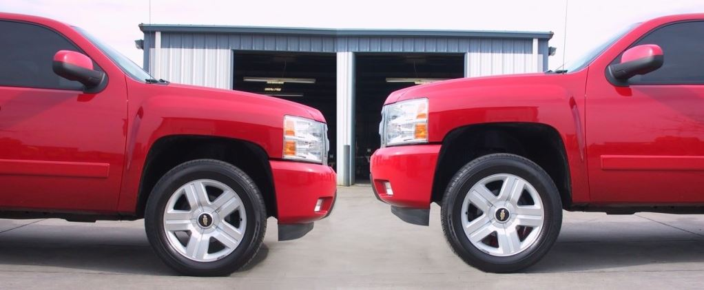 THE DIFFERENCE BETWEEN LEVELING KIT AND SUSPENSION?