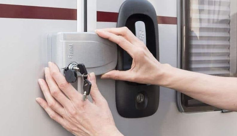 Why Do You Need an RV Lock