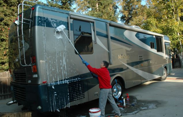 You Don't Need RV-Specific Cleaners