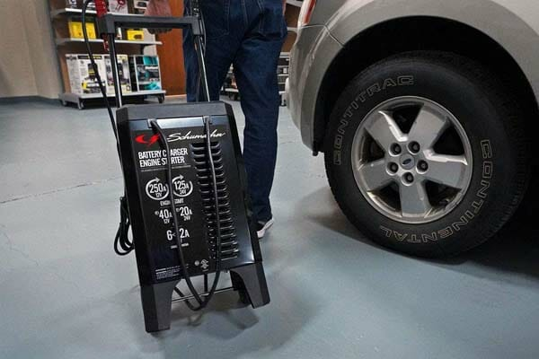 ATV Quick Battery Charger