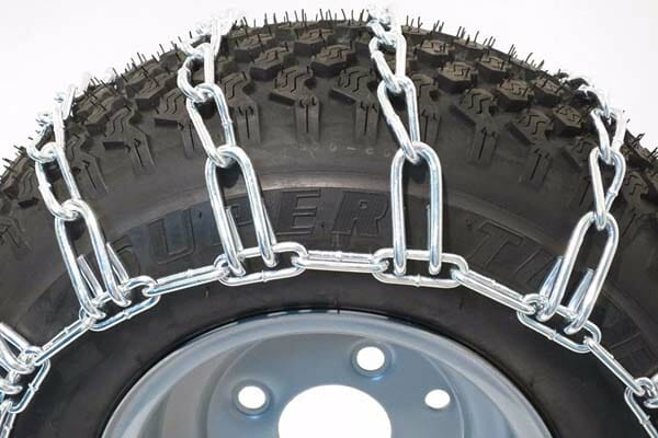 chains for an atv tire