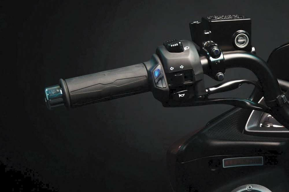 Great grips for atvs