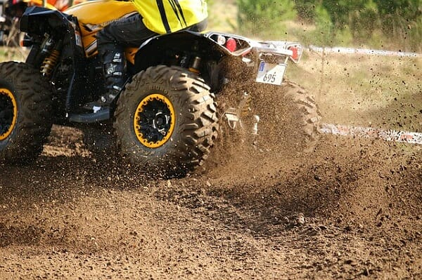 The right mud tires are essential