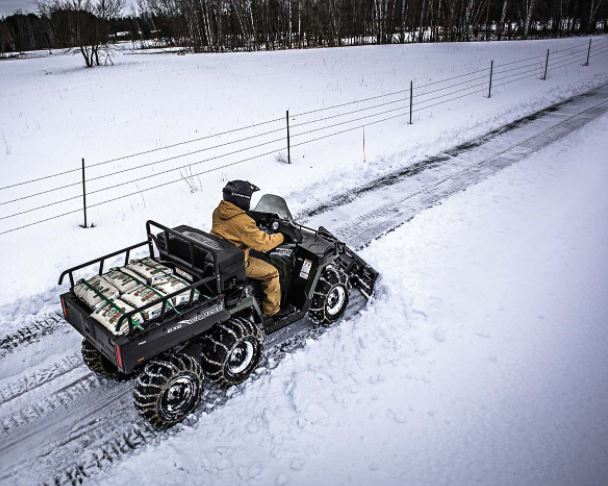 Buying Guide for theBest ATVs for Plowing Snow