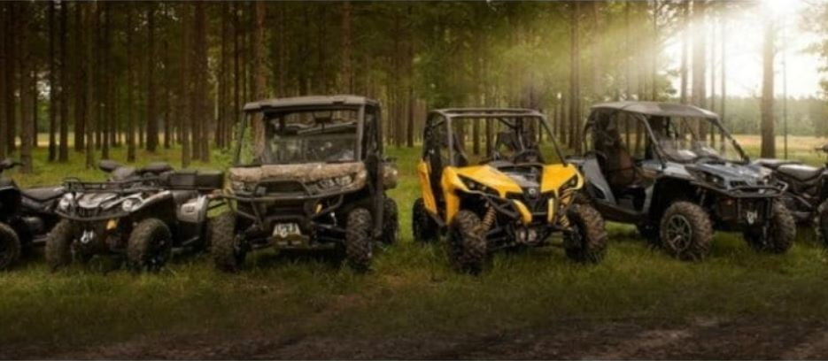 Types of ATVs
