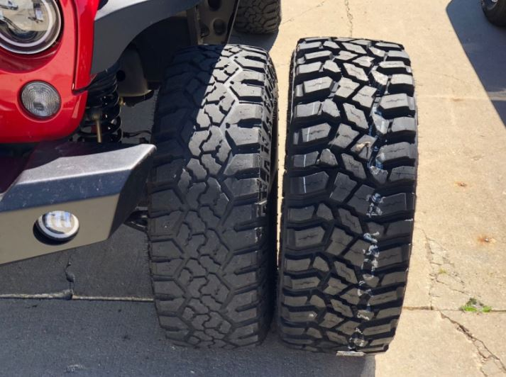 What is the most aggressive mud tire.