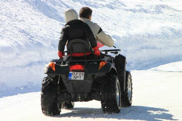 Best ATV for Snow Plowing