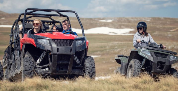 Difference Between ATVs and UTVs