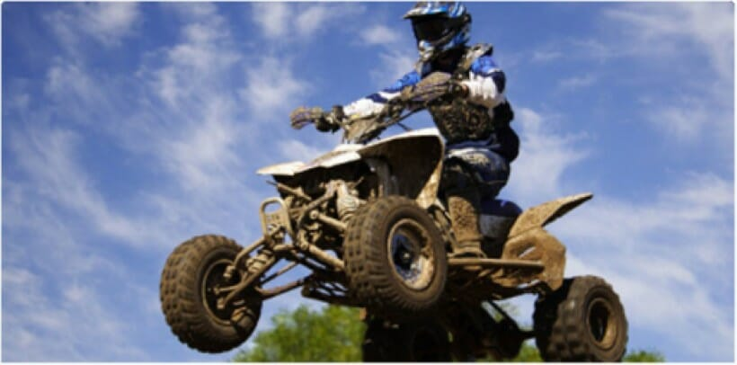 Difference Between a Four Wheeler