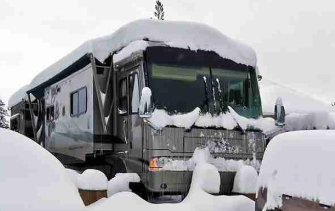Does Antifreeze Evaporate in an RV