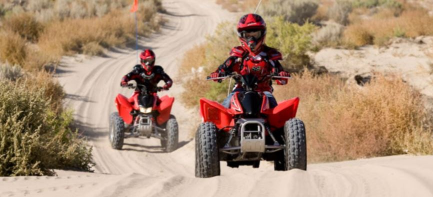 First things first – how are ATVs sized