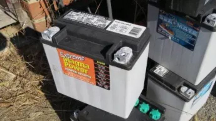 How can you prevent your battery from dying easily on ATV