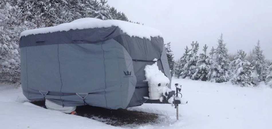 How to Winterize Your RV & Travel Trailer