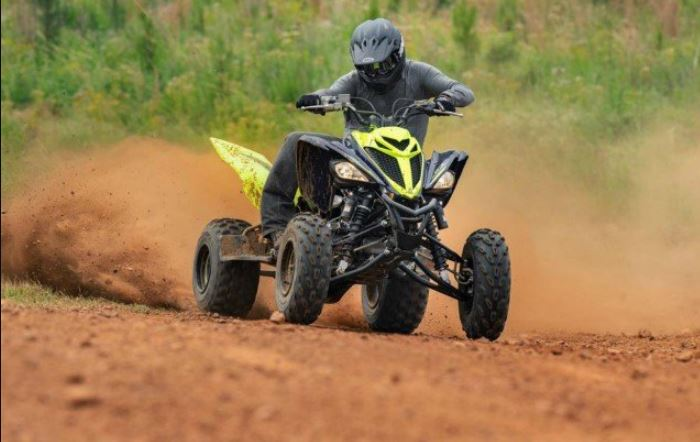 Making the best color choice for your ATV