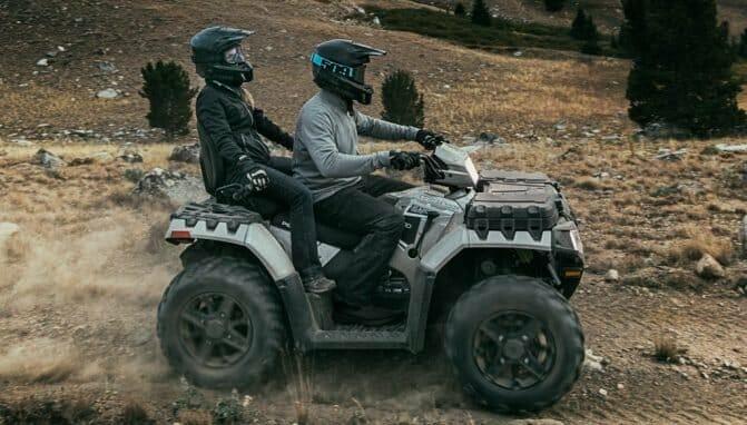 Top Speed ATVS & UTVS