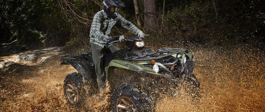 Utility ATVs