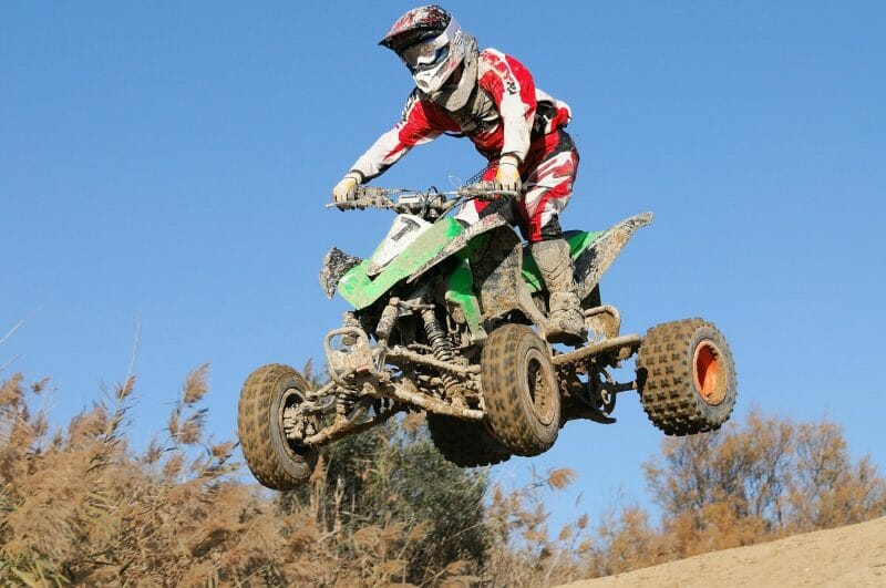 Weight Limits to Ride ATVs