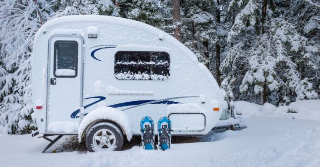What Do You Need In Order To Winterize Your RV or Travel Traile