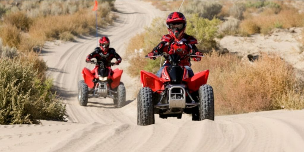 What Size ATV to Buy