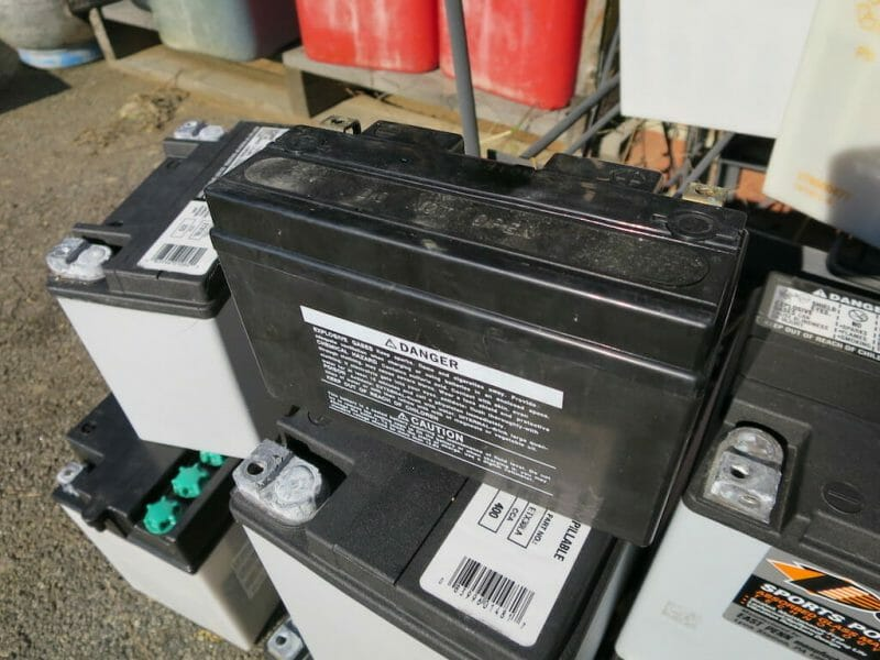 Why your ATV battery keeps going dead
