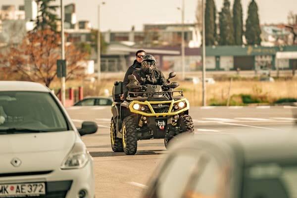 How to Make an ATV or UTV Street Legal