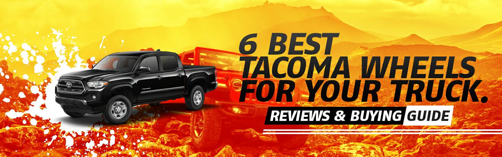Toyota Tacoma Wheels