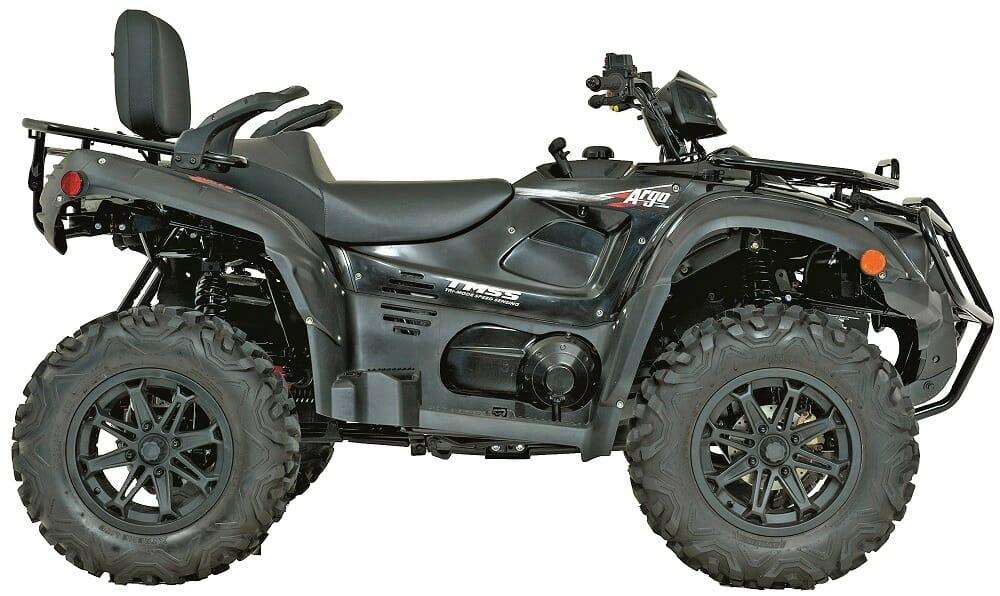 Cool ATV Backrests