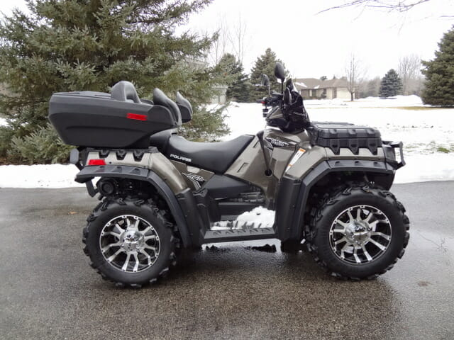 Best ATV Rear Seats