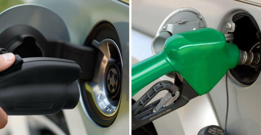Fuel - Gas versus Electric