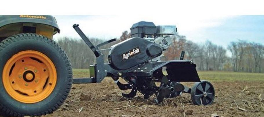 Why an ATV Tiller is Worthwhile