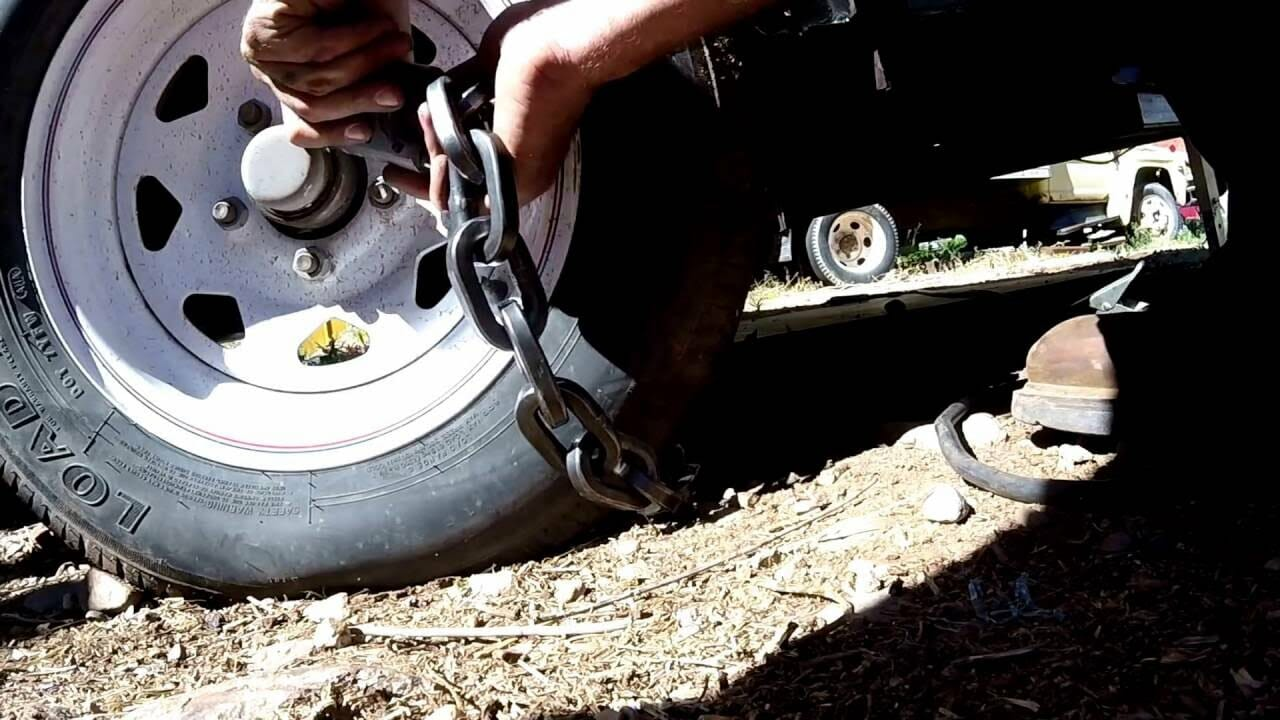best trailer wheel lock