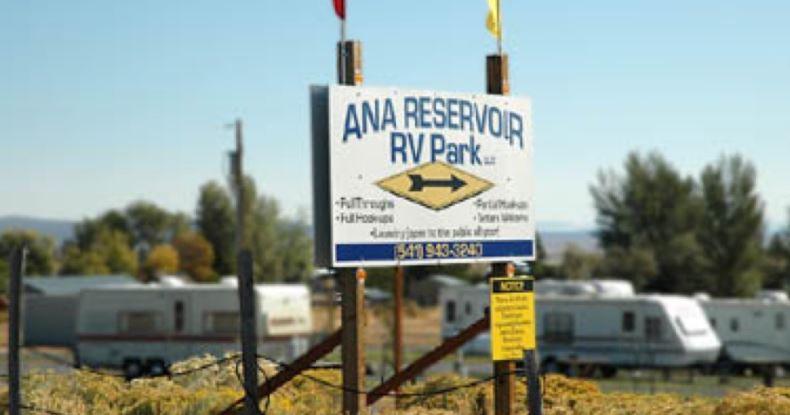 Ana Reservoir RV Park