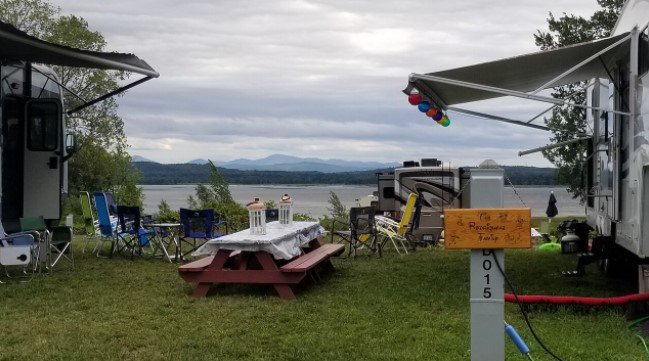 Apple Island RV Resort