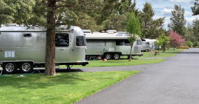 Bend-Sisters Garden RV Resort