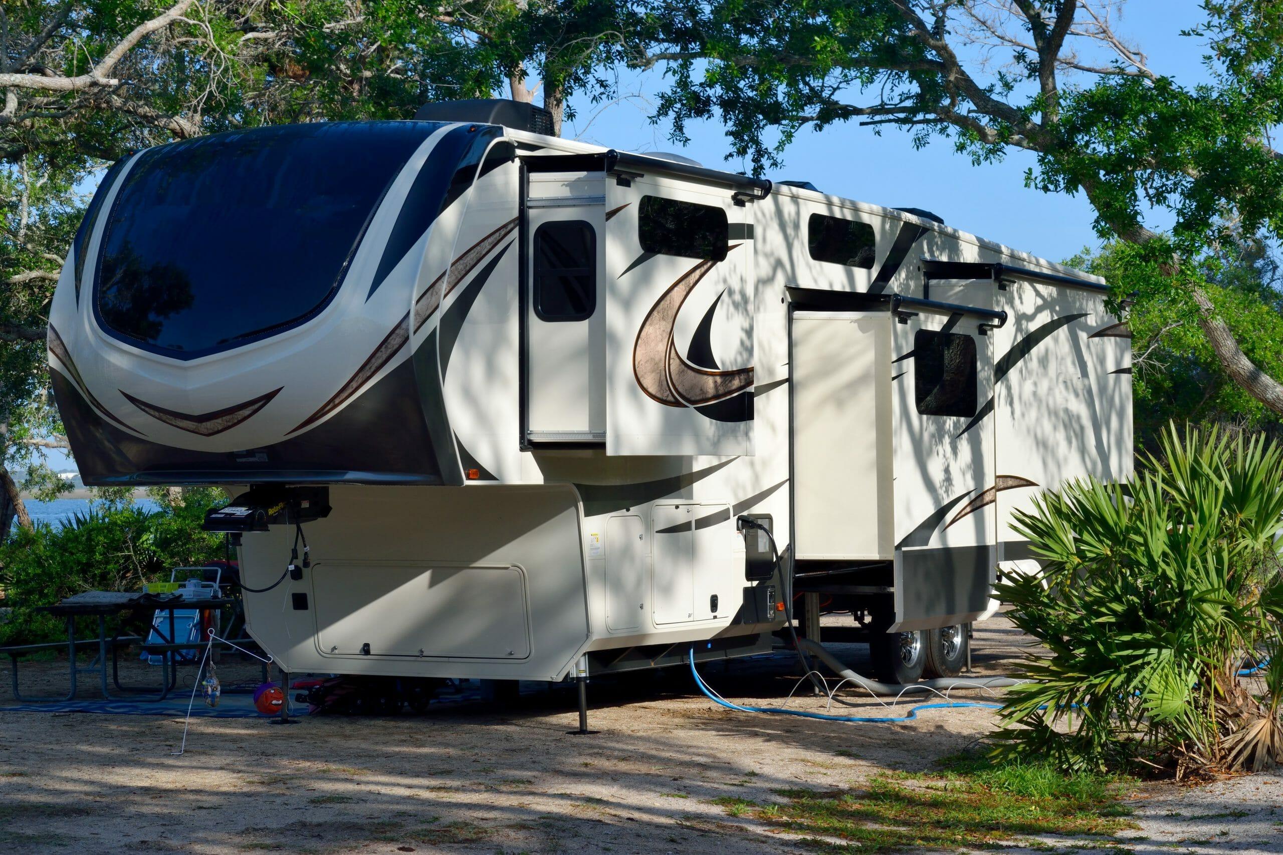 Florida RV park
