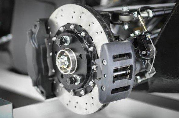 rv brake system