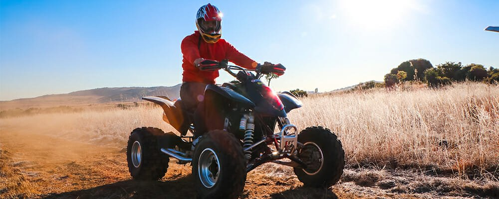 1 Introduction ATV'ing In America