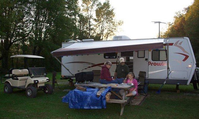Adventure Resort Campground