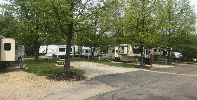 Cross Creek Camping Resort