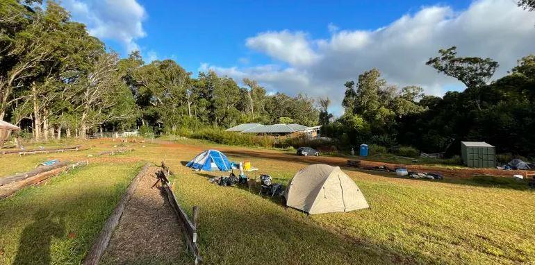 Lahaina RV Campgrounds