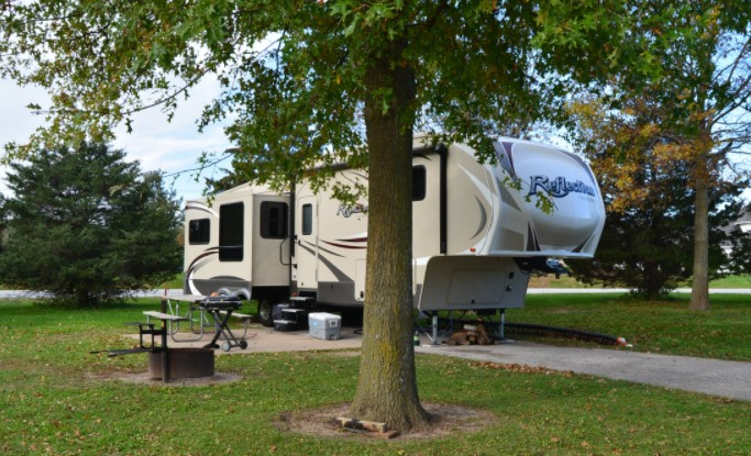 West Lake Park Campgrounds