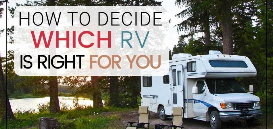 How to Decide on an RV