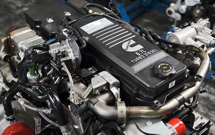 Cummins 6.7L Engine