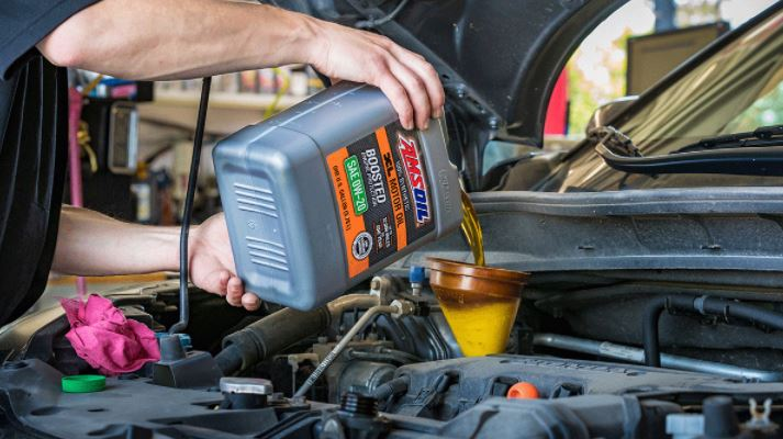 How Much Oil and Fluid Do I Need To Use