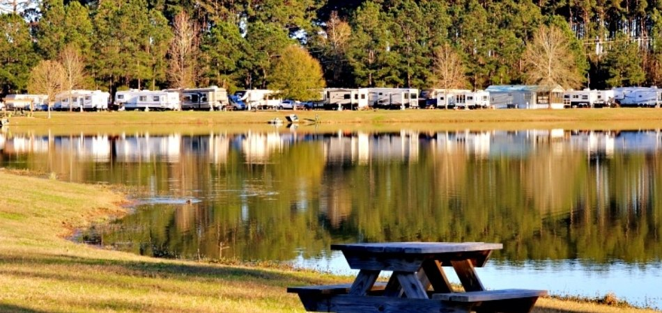 RV Campgrounds in Louisiana